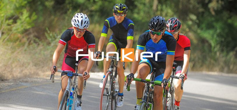 Funkier Bike performance cycling wear at an affordable price