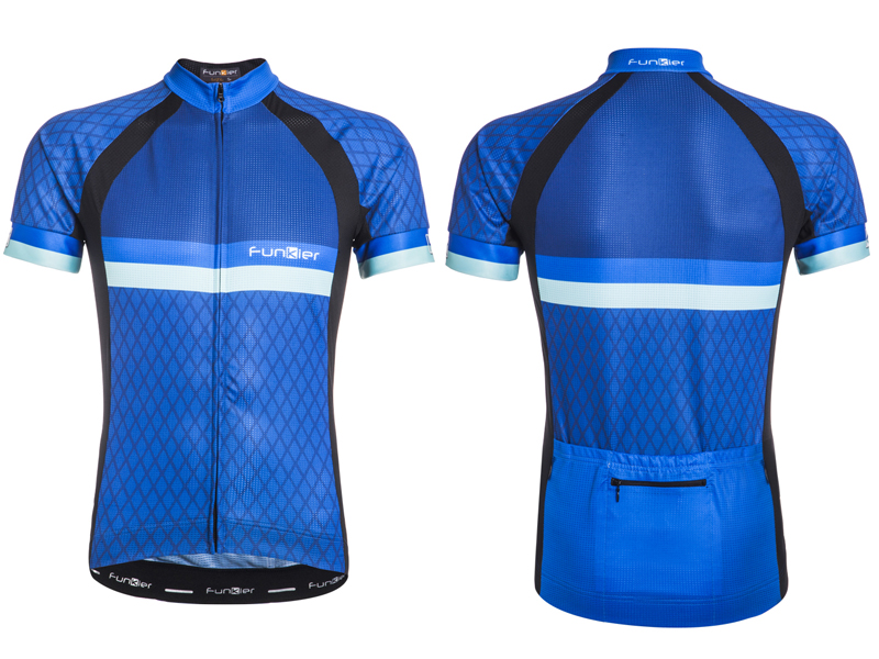 9122a6bc5 Funkierbike cycling apparel includes professional elements from the world  of cycling that connect real world adventure