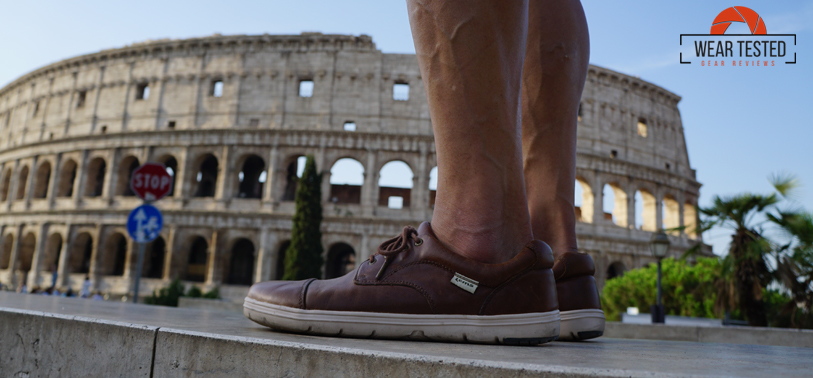 The Best Travel Casual Minimalist Shoe: LEMs Nine2Five
