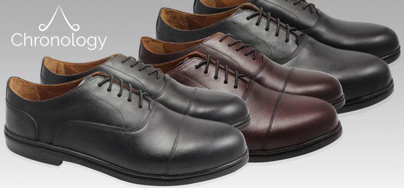Chronology Cap Toe and Plain Toe Oxfords pre-orders at $50 OFF