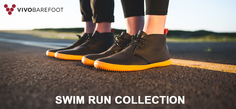 Introducing the VIVOBAREFOOT Swim Run Collection