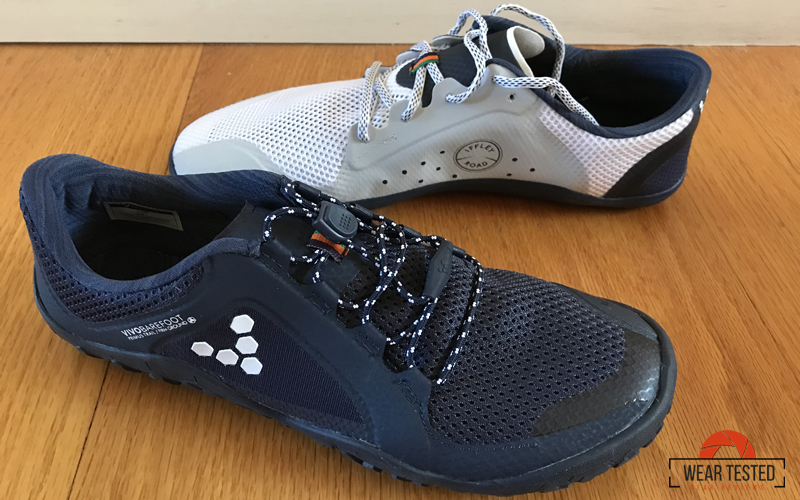 a6f66ab405ca Vivobarefoot Iffley Road running shoe collaboration  Primus Lite ...