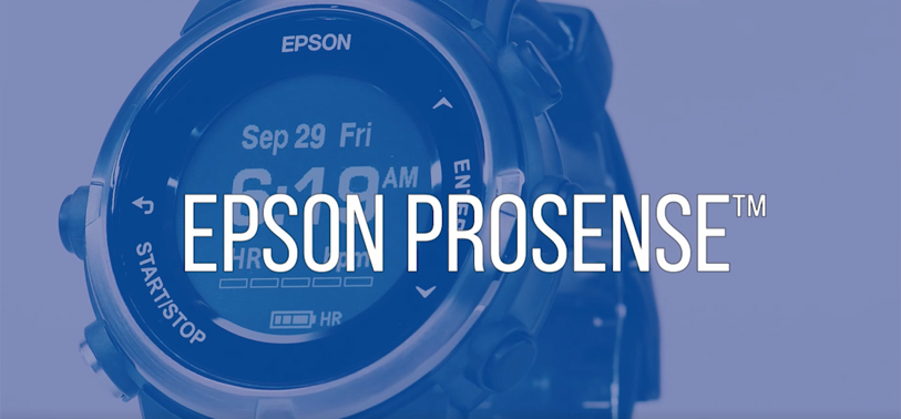 Epson Launches Stunning New Line of GPS Running Watches