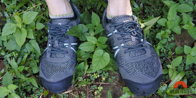 Taking the new Xero Shoes TerraFlex through the jungles of Borneo ... 6809e6640