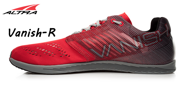 Get wowed with the Altra Running Vanish-R racing flat
