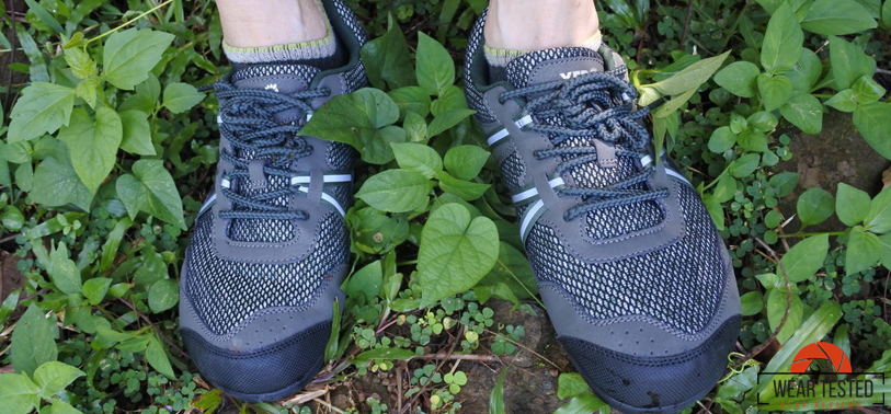 Taking the new Xero Shoes TerraFlex through the jungles of Borneo