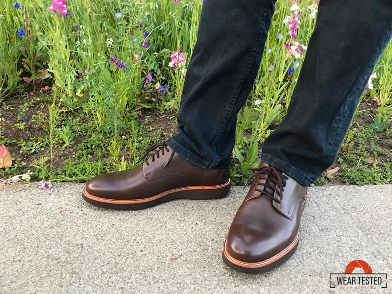 34cfc2053f4 Samuel Hubbard shoes - how comfortable are they  - Wear Tested ...